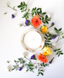 Creăm amintiri parfumate eleganţă şi simplitate!