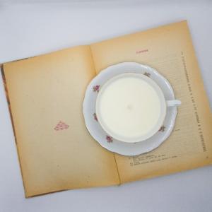 Lumânare parfumată porțelan delicat Mitterteich Bavaria
