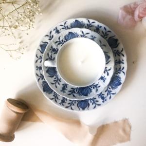 Lumânare parfumată Winterling Kirchenlamitz Blue Onion