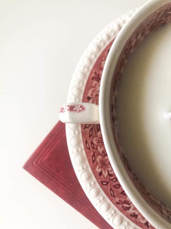 Lumânare parfumată în porțelan Villeroy&Boch,Rusticana